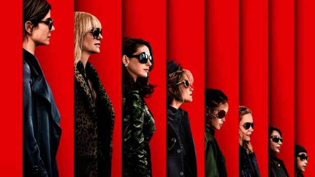 Sandra Bullock plans a heist in new 'Ocean's 8' trailer