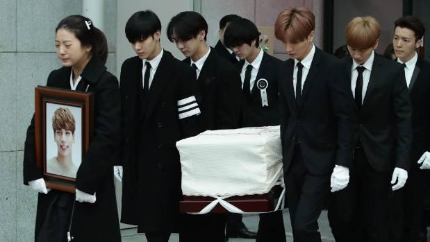 Auckland fans host memorial service after death of K-pop