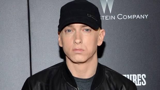 Eminem Releases Surprise Album 'Kamikaze'