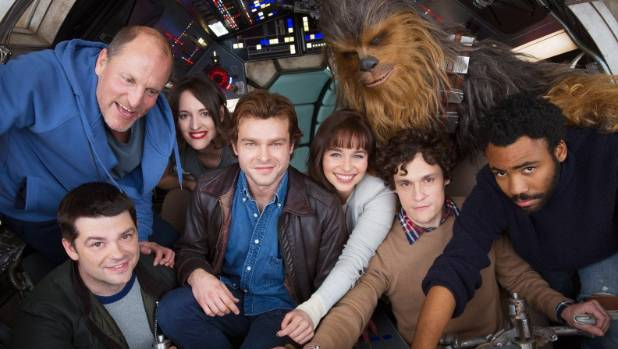 Ron Howard Refuses to Say How Much of Han Solo He Directed
