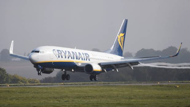 Ryanair cancels 1,100 flights in second month of strike turbulence