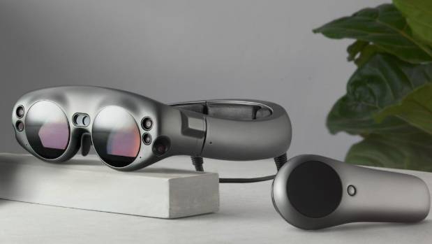 Magic Leap unveils new mixed-reality headset