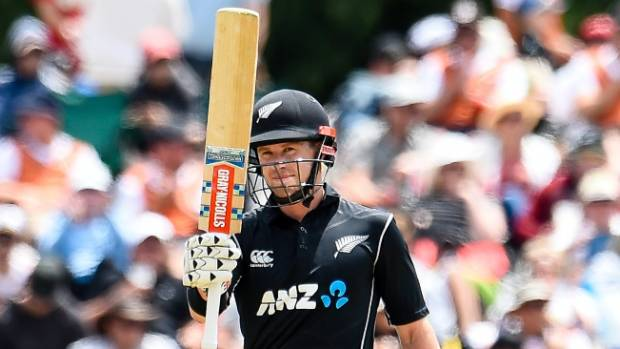 New Zealand beat Windies in third ODI