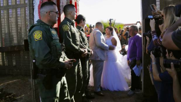 Border Patrol 'Duped' Into Hosting Drug Cartel Wedding