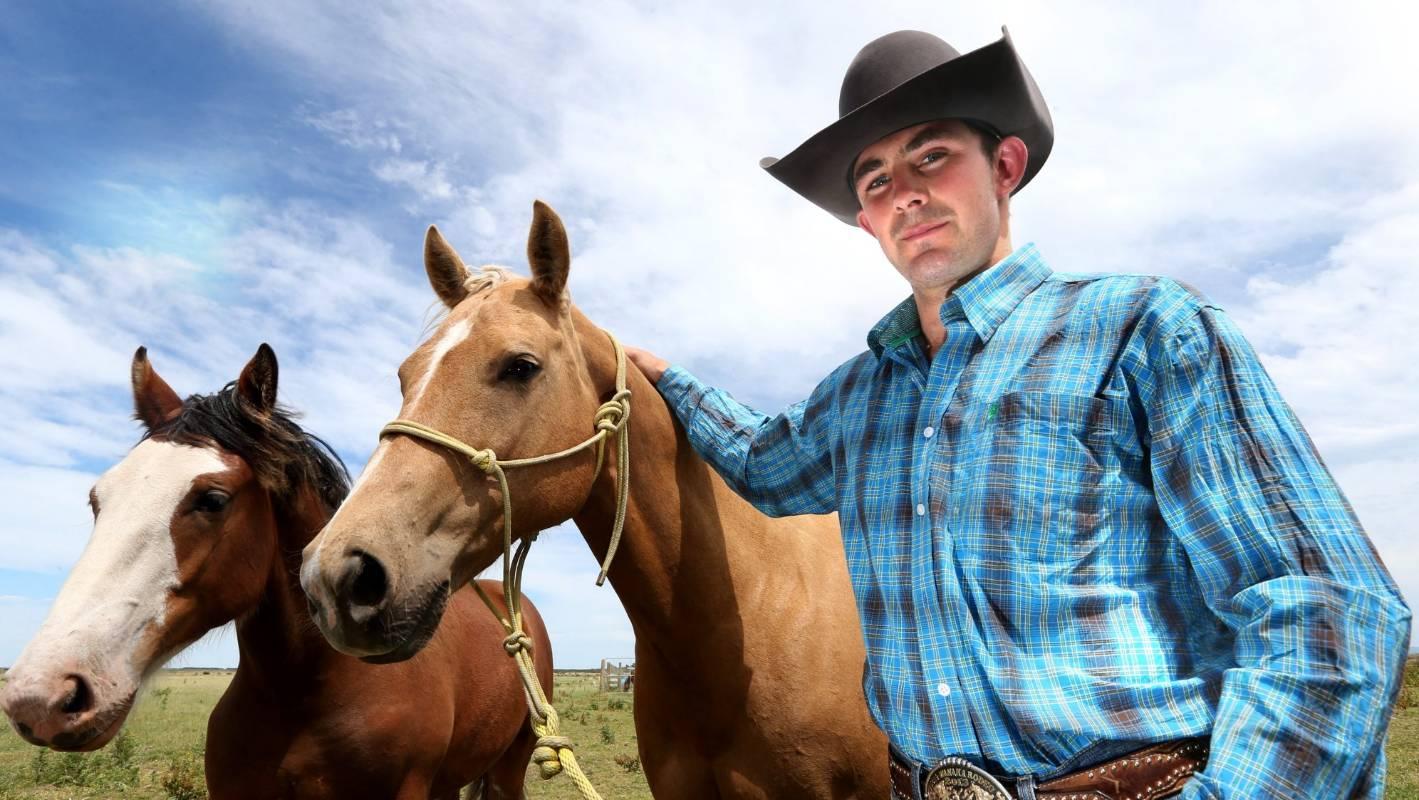 Invercargill Cowboy Bullish About Upcoming Rodeo Season