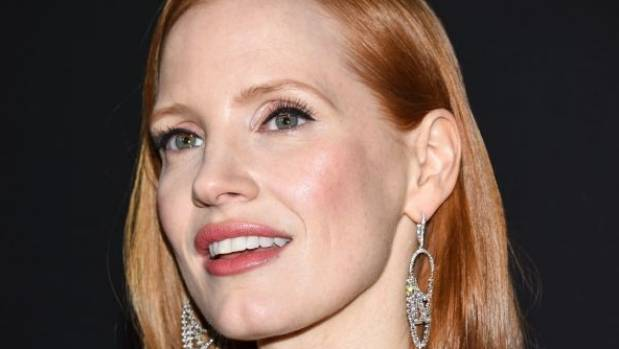 Jessica Chastain Responds To The Backlash Of That All-White Magazine Cover