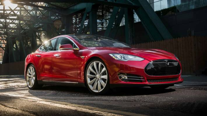 Elon Musk's Tesla: The most fun car to take on a road trip