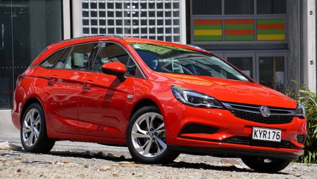 Carry On Confusing With British Built Holden Astra