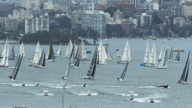 Wild Oats XI wins Sydney to Hobart in record time