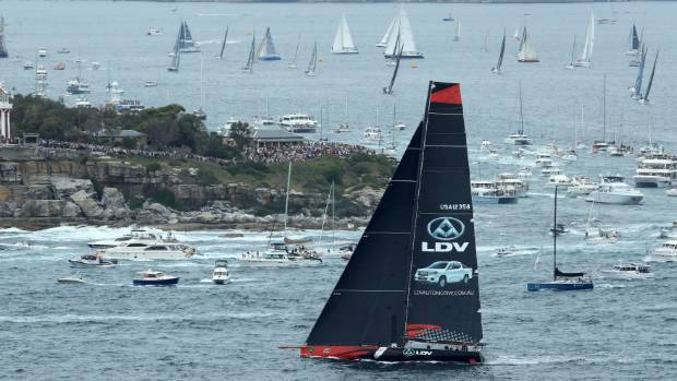 Hobart's Tricky Derwent River Finish is Frustrating Comanche