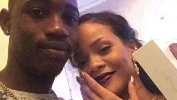 Rihanna mourns cousin shot dead hours after they spent Christmas Day together