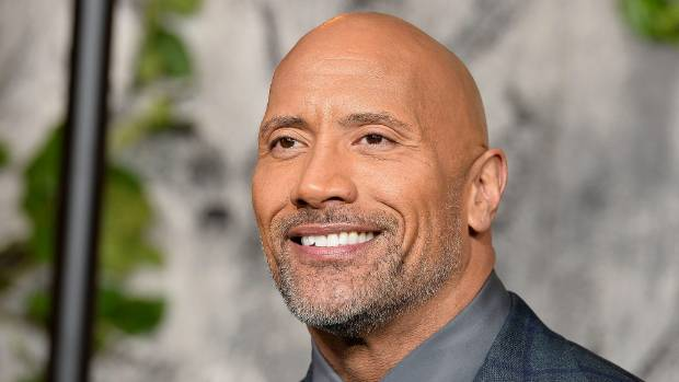 Dwayne 'The Rock' Johnson thanks Kiwi fans for making him 'tougher'