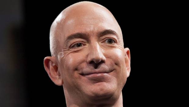 Jeff Bezos Worth Over $105 Billion, Richer Than Bill Gates Ever Was