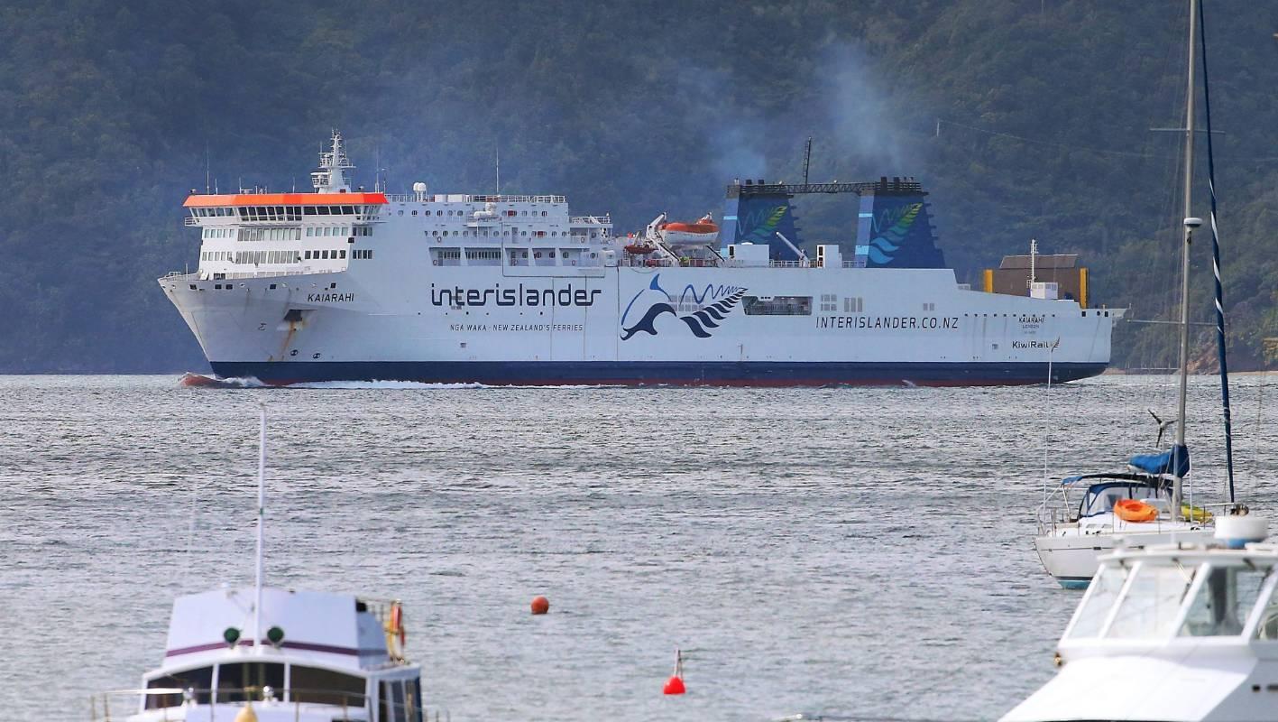 Interislander to get new, bigger Cook Strait ferries by 2022
