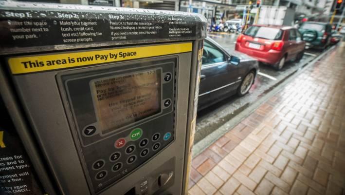 Wellington's car park sensors wrongly ticket 1519 vehicles