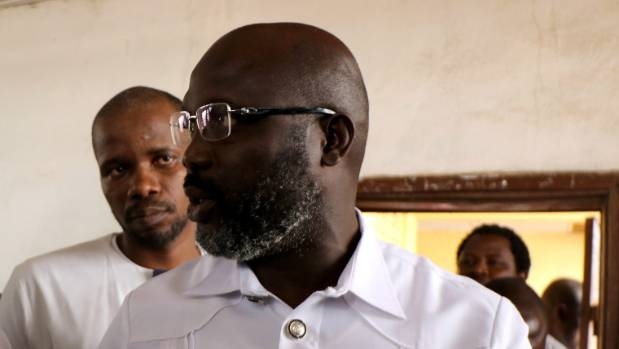 Former Soccer Star George Weah Is Liberia's New President