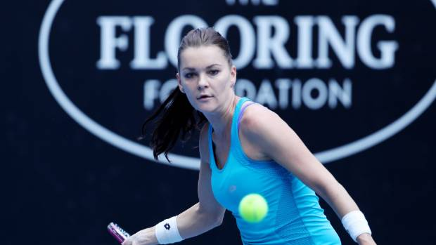 ASB Classic: Top seed Wozniacki ready for action