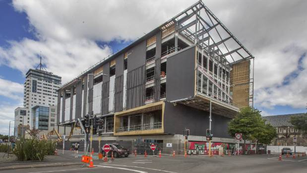 Christchurch Central News: NZ's Biggest Digital 'touch Wall' Coming To Christchurch