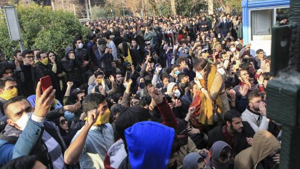 3700 arrested during protests in Iran: MP
