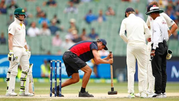 ICC rates MCG pitch as 'Poor'