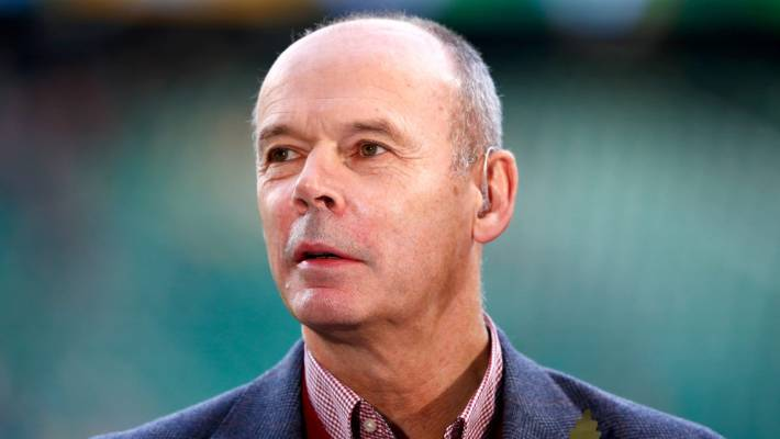 Sir Clive Woodward enjoyed his share of success while coaching England against the All Blacks
