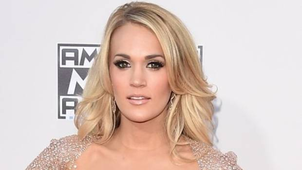 How Carrie Underwood Spent New Year's Eve