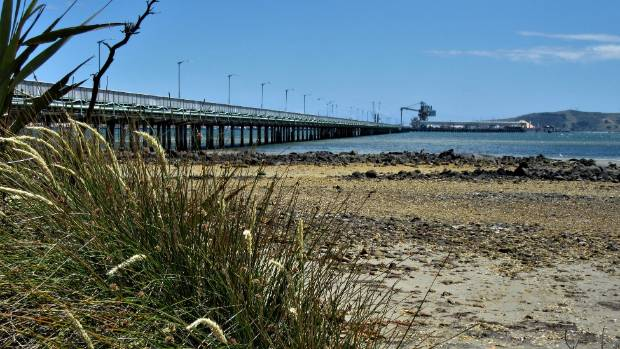 NZ's longest (if often overlooked) wharf