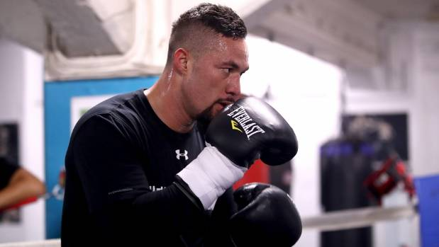 Joseph Parker heading to United Kingdom as Anthony Joshua finalization looms