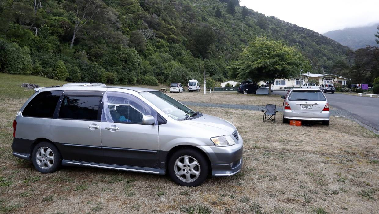 Crackdown on freedom camping in Nelson is working, council