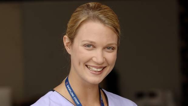 Invercargill actress Bonnie Soper who plays Morgan Braithwaite on Shortland Street.