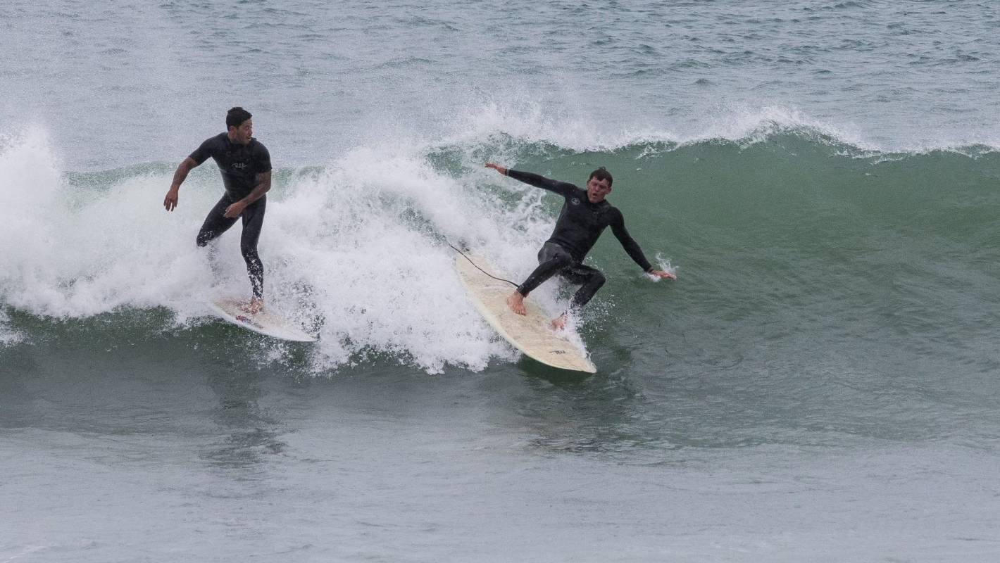 05c7fcbbaa0a82 Raglan locals lay down the surf law after too many collisions with newcomers