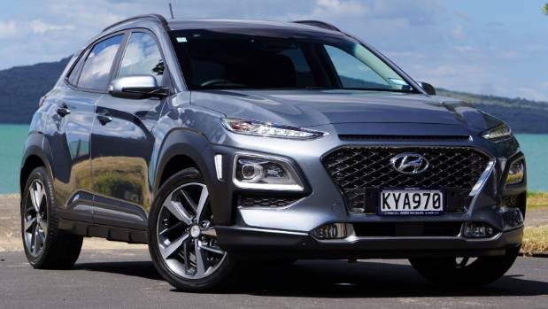 hyundai kona is a baby suv that 39 s born to be mild. Black Bedroom Furniture Sets. Home Design Ideas