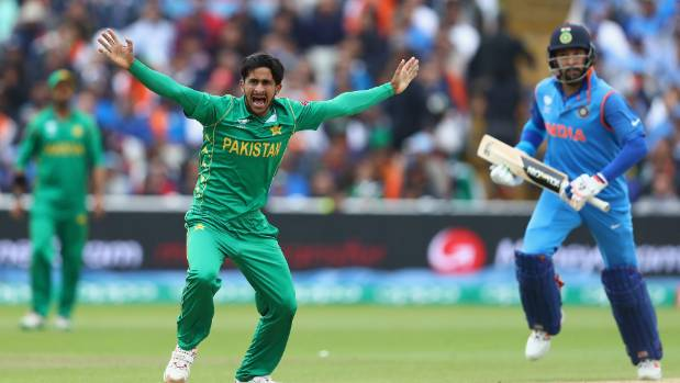 Pakistan seamer Hasan Ali is the world's top-ranked one-day international bowler after taking 45 wickets at an average