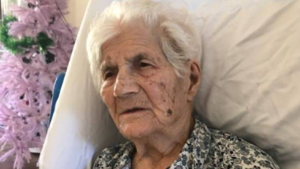 Search for missing elderly woman Dimitra Pavlopoulou