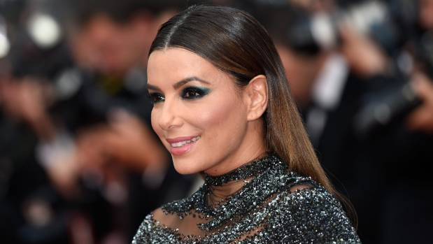 Eva Longoria says today's black at the Golden Globes is a