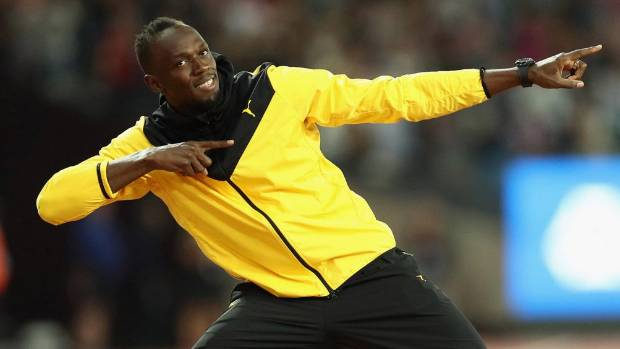 Usain Bolt set to play for Borussia Dortmund