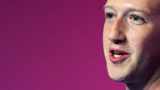 Mark Zuckerberg is challenging himself to fix Facebook this year