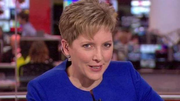 BBC China editor Carrie Gracie quits post in equal pay row