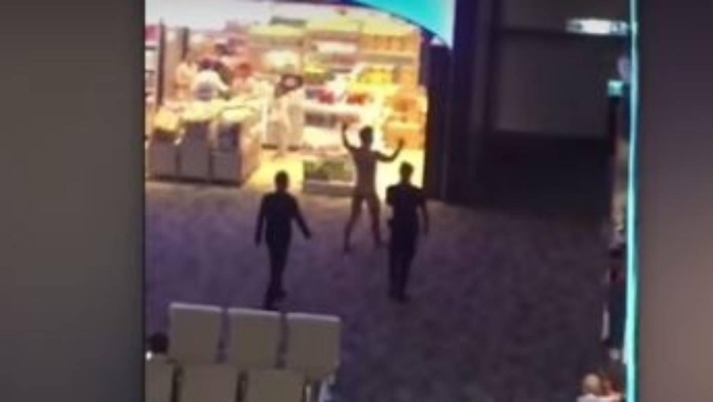 Tourist overdosed on Viagra, strolled through airport