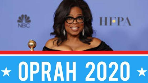 Celebrities and Fans Agree - Oprah 2020 Is a must! But what would those against her campaign say?