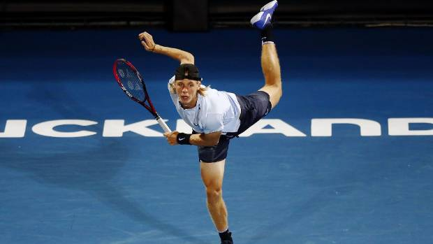 Denis Shapovalov Has Immediately Become A Fan Favourite At The Asb Classic