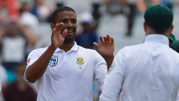 Vernon Philander has claimed Australian captain Steve Smith was also at fault in a showdown with banned Proteas fast