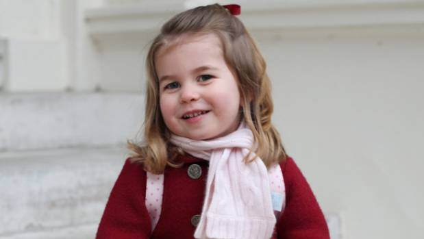 Princess Charlotte is already bilingual at age two