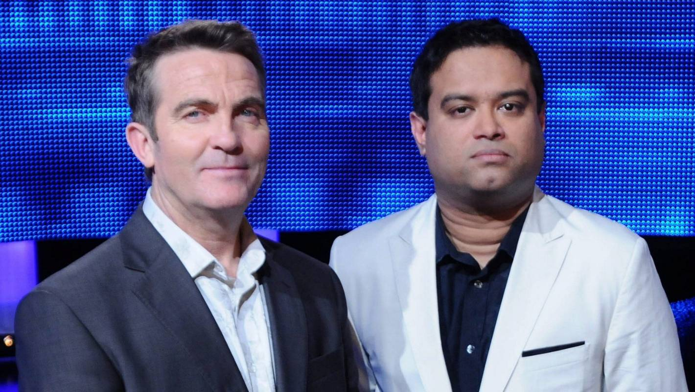The Chase S Paul Sinha Announces Engagement To Long Time Partner Oliver Stuff Co Nz