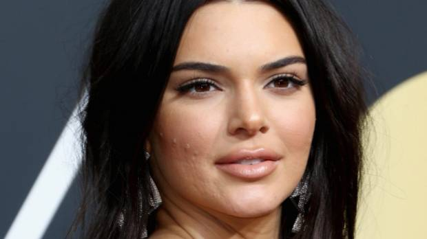 Kendall Jenner Responds to Haters About Her Red Carpet Acne