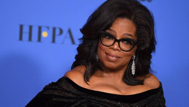 Oprah Winfrey ignited buzz about a possible presidential run in 2020 with a stirring speech at the Golden Globes.