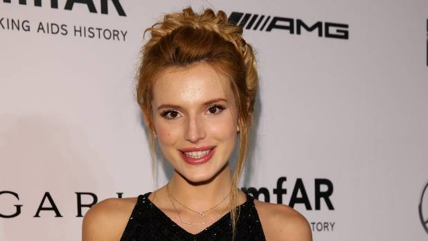 Bella Thorne 'sexually abused' until she was 14