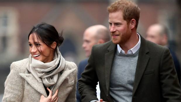 Harry and Meghan also visited Pop Brixton a community project housing local start-ups and restaurants