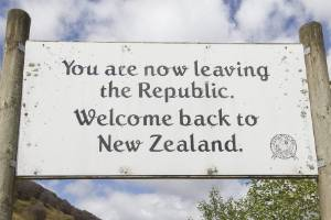 There will now be cell phone reception from Whangamomona, New Zealand's only self-proclaimed republic, to Te Wera in ...