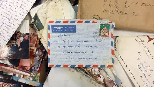 Porirua family seeking to return long-lost letters and ...